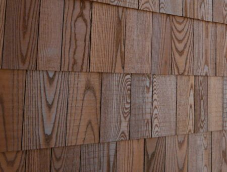 Holz Schindeln Thermoesche – Profil S2-Element
