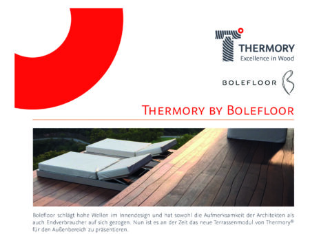 Thermory by Bolefloor
